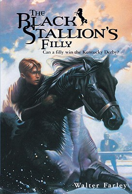 The Black Stallion's Filly Cover