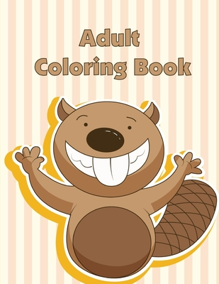 Adult Coloring Book: Coloring Pages, Relax Design from Artists, cute Pictures for toddlers Children Kids Kindergarten and adults (Easy Learning #2) Cover Image