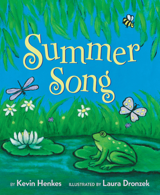 Summer Song Board Book Cover Image