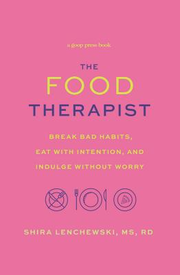 Cover for The Food Therapist