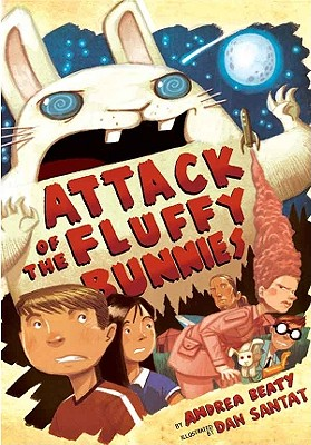Attack of the Fluffy Bunnies Cover Image
