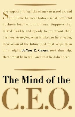 The Mind of the CEO Cover