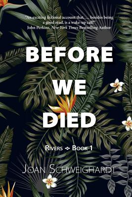 Cover for Before We Died (Rivers #1)