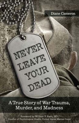 Cover for Never Leave Your Dead