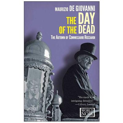 The Day of the Dead Lib/E: The Autumn of Commissario Ricciardi Cover Image