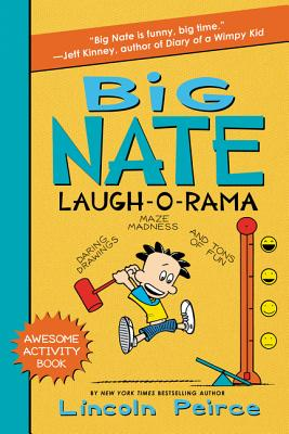 Laugh-O-Rama Cover