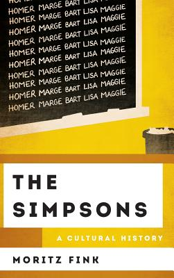 The Simpsons: A Cultural History (Cultural History of Television) Cover Image