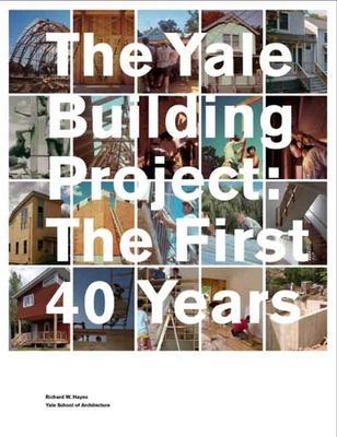 Cover for The Yale Building Project