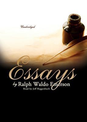Essays by Ralph Waldo Emerson Lib/E Cover Image