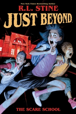 Just Beyond: The Scare School Cover Image