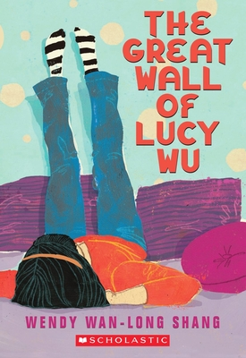 The Great Wall of Lucy Wu Cover