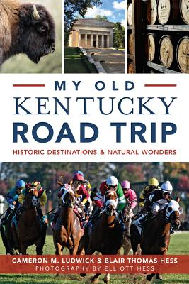My Old Kentucky Road Trip: Cover
