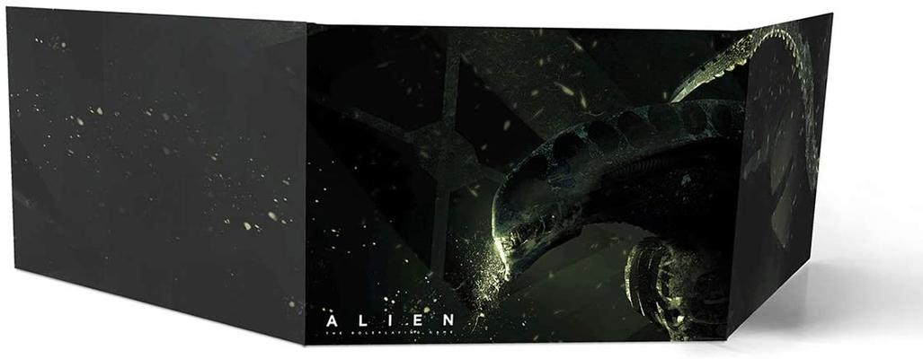 Alien Rpg: GM Screen Cover Image