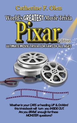 World's Great Movie Trivia: Pixar Edition Cover Image