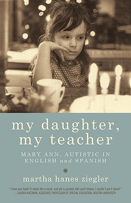 My Daughter, My Teacher Cover