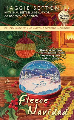 Fleece Navidad (Berkley Prime Crime Mysteries) Cover Image