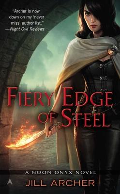 Fiery Edge of Steel Cover