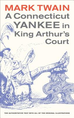Cover for A Connecticut Yankee in King Arthur's Court (Mark Twain Library #4)