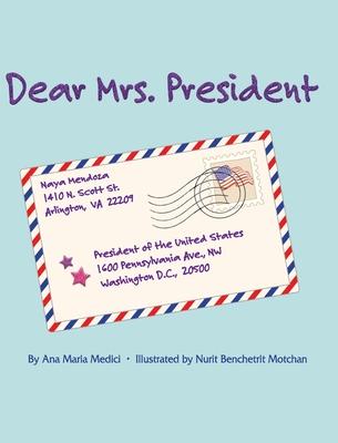 Dear Mrs. President Cover Image
