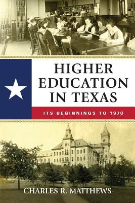 Cover for Higher Education in Texas