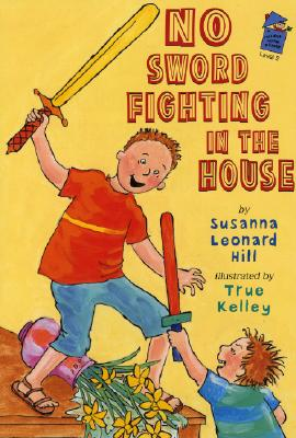 No Sword Fighting in the House Cover