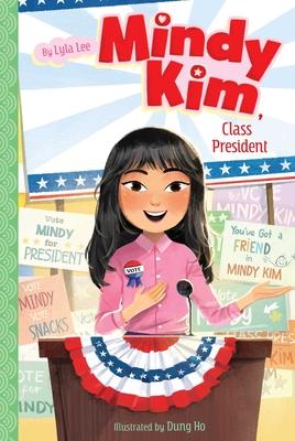 Mindy Kim, Class President Cover Image