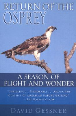 Return of the Osprey Cover