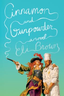 Cinnamon and Gunpowder Cover Image