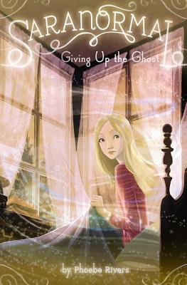 Cover for Giving Up the Ghost (Saranormal #6)