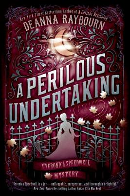 A Perilous Undertaking (A Veronica Speedwell Mystery #2) Cover Image