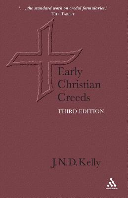 Cover for Early Christian Creeds