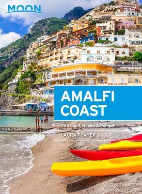 Cover for Moon Amalfi Coast