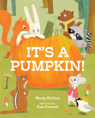 Cover for It's a Pumpkin!