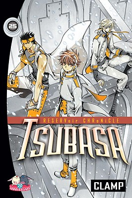 Tsubasa 25 Cover
