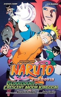 Naruto The Movie Ani-Manga, Vol. 3 cover image