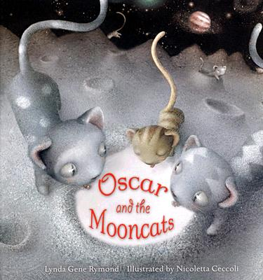Oscar and the Mooncats Cover