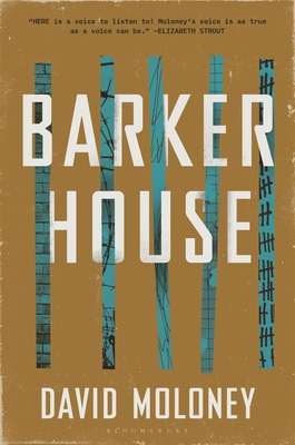 Barker House Cover Image
