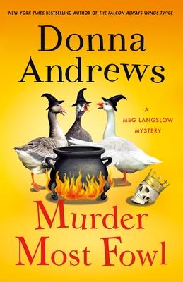 Murder Most Fowl: A Meg Langslow Mystery (Meg Langslow Mysteries #29) Cover Image