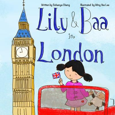 Lily & Baa in London Cover Image