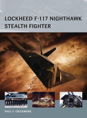 Lockheed F-117 Nighthawk Stealth Fighter (Air Vanguard) Cover Image