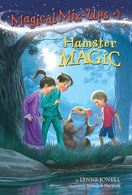 Hamster Magic (Magical Mix-Ups #1) Cover Image