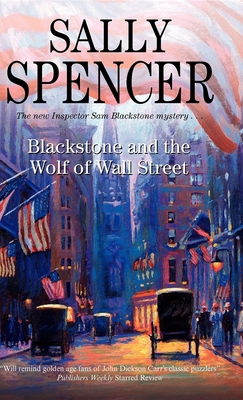 Blackstone and the Wolf of Wall Street Cover