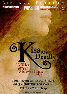 Kiss Me Deadly Cover
