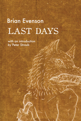 Last Days Cover Image