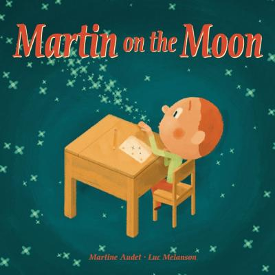 Martin on the Moon Cover