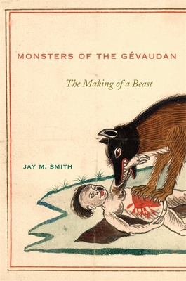 Monsters of the Gevaudan Cover