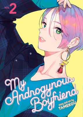My Androgynous Boyfriend Vol. 2 Cover Image