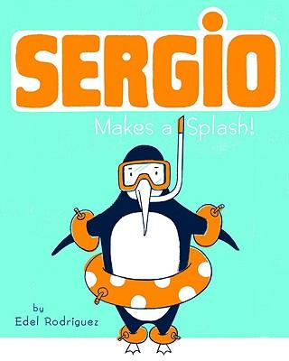 Sergio Makes a Splash! Cover