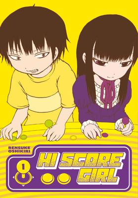 Hi Score Girl 01 Cover Image