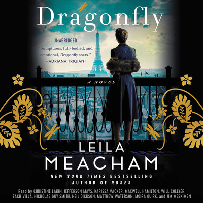 Dragonfly Lib/E Cover Image
